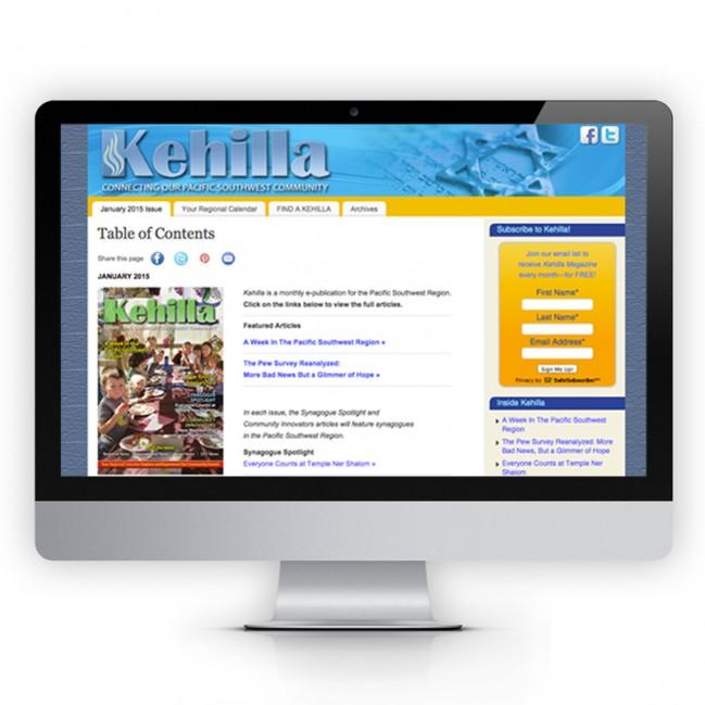 website communications in Los Angeles